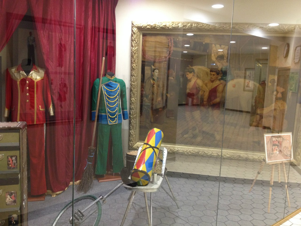 Музей циркового искусства. Фото: vk.com/circusspbmuseum