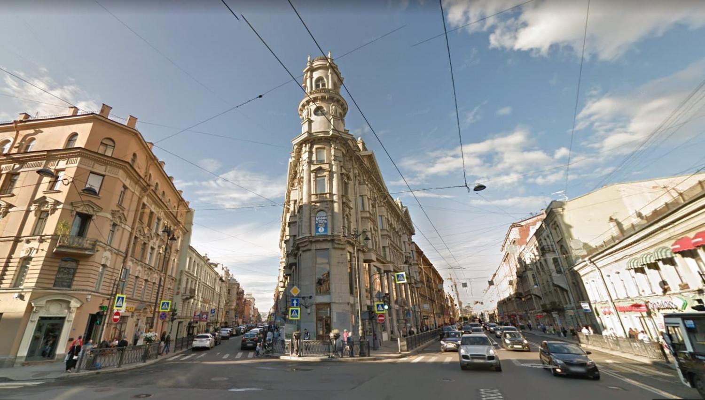 Санкт-Петербург, улица Рубинштейна