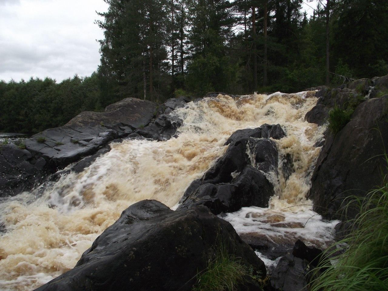 Рускеальские водопады, Ахвенкоски, источник фото: http://prigorod-peterburg.ru/kareliya/ruskealskie-vodopady/