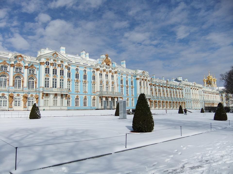Зима в Санкт-Петербурге. Фото: pixabay.com