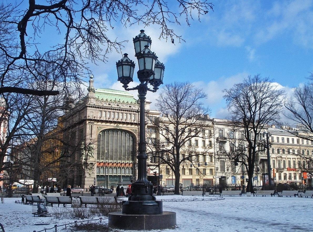 Невский проспект. Фото: mobinovyc