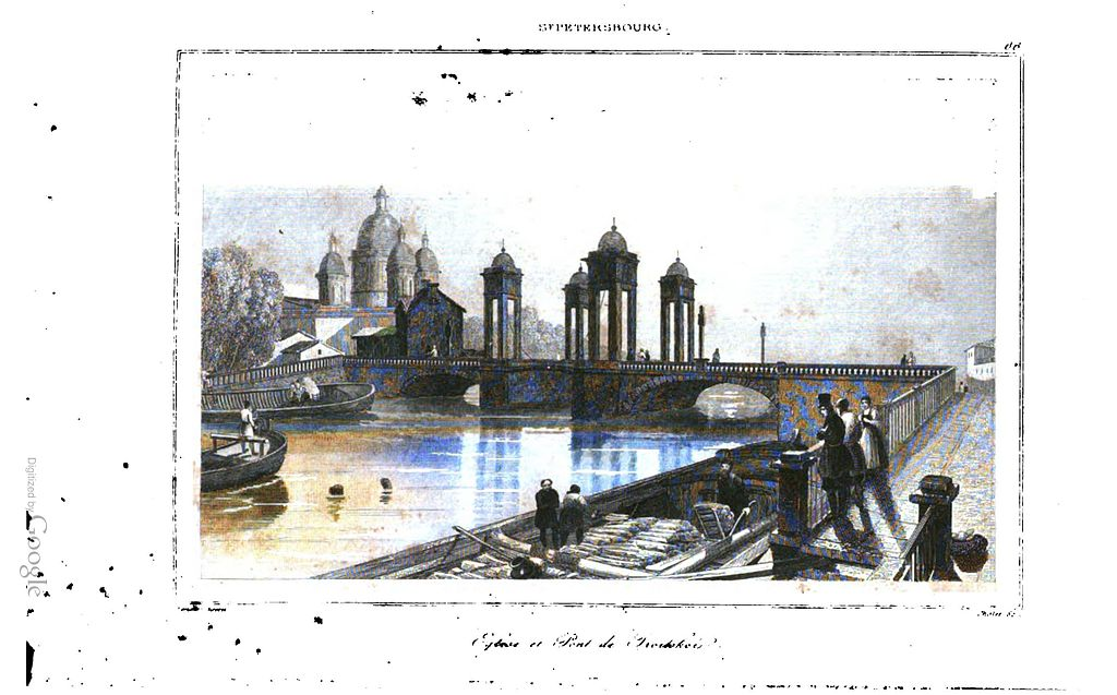 Russie, 1838. Jean-Marie Chopin