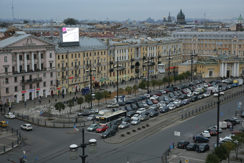 Сенная площадь. Фото: Антон Ваганов