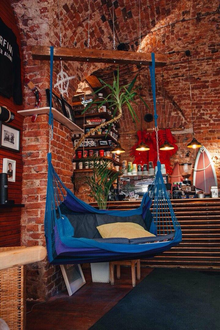 Surf Coffee St. Petersburg. Автор фото: Ирина Савицкая