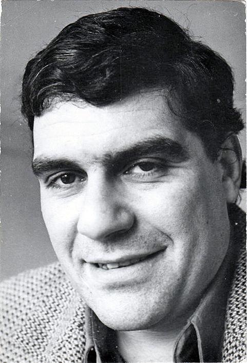 Сергей Довлатов, 1981 г. Фото: Нина Николаевна Аловерт - фотохудожник, проживает в Нью-Йорке