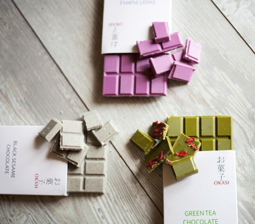 Шоколад Okasi