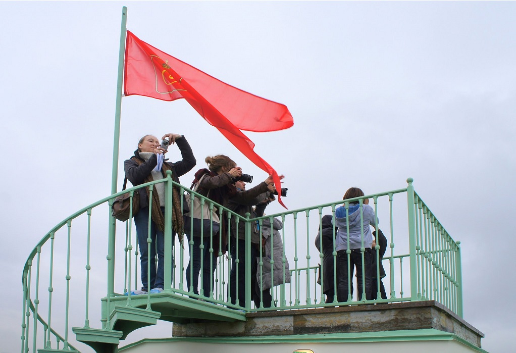 Смотровая площадка. Фото: tsarselo.ru