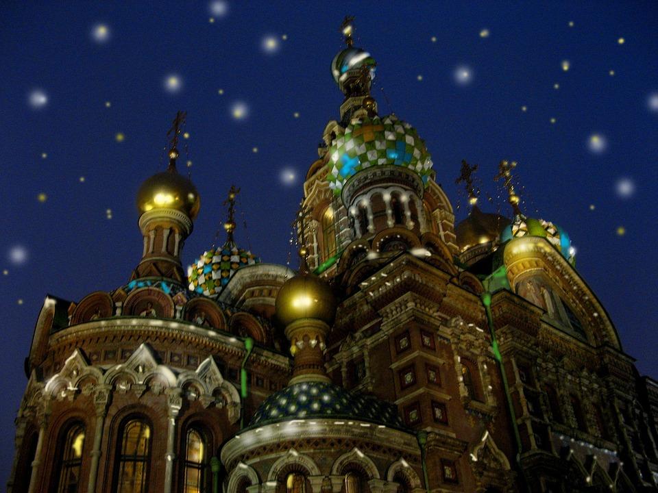 Спас На Крови Санкт-Петербург Купола, источник фото: https://pixabay.com/ru/спас-на-крови-санкт-петербург-купола-643679/