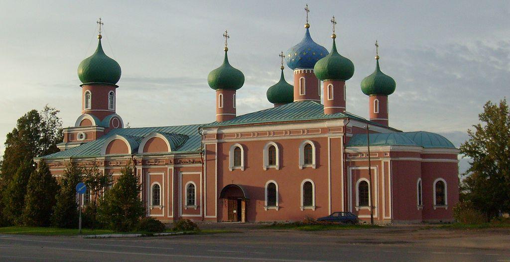Спасо-Преображенский собор. Фото: Life-art at Russian Wikipedia