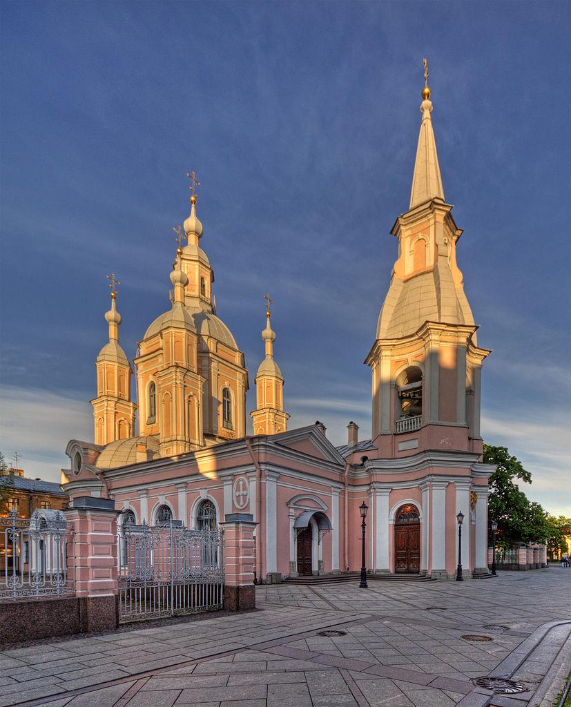 Андреевский собор. Автор фото: A.Savin (Wikimedia Commons · WikiPhotoSpace)
