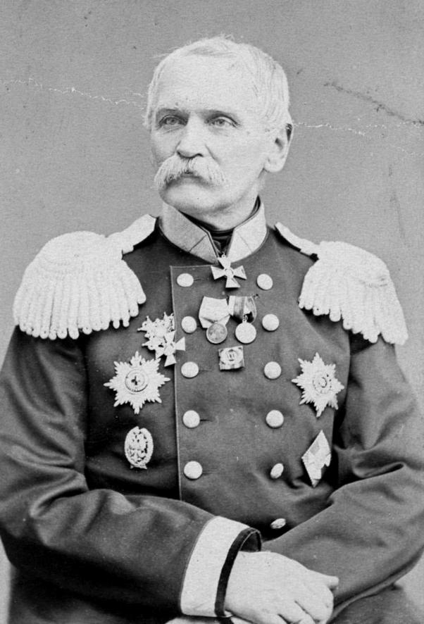 Stanisław Kierbedź. Автор: Jan Mieczkowski (1830-1889)