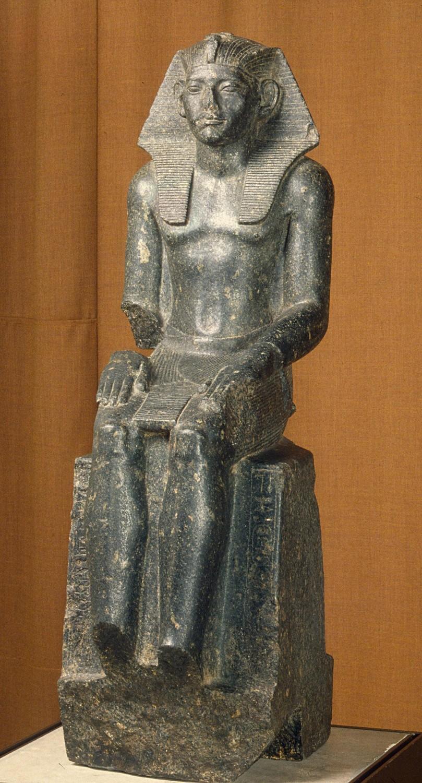 Статуя Аменемхета III