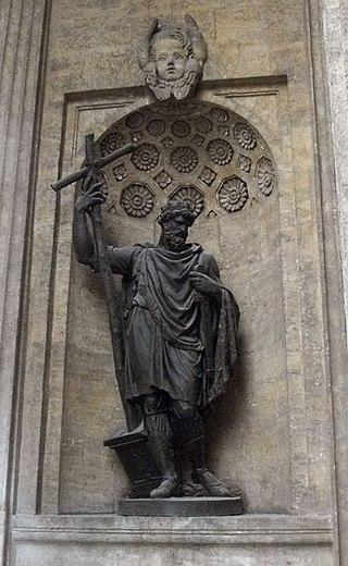 Статуя княза Владимира, Автор: Kelen https://commons.wikimedia.org/