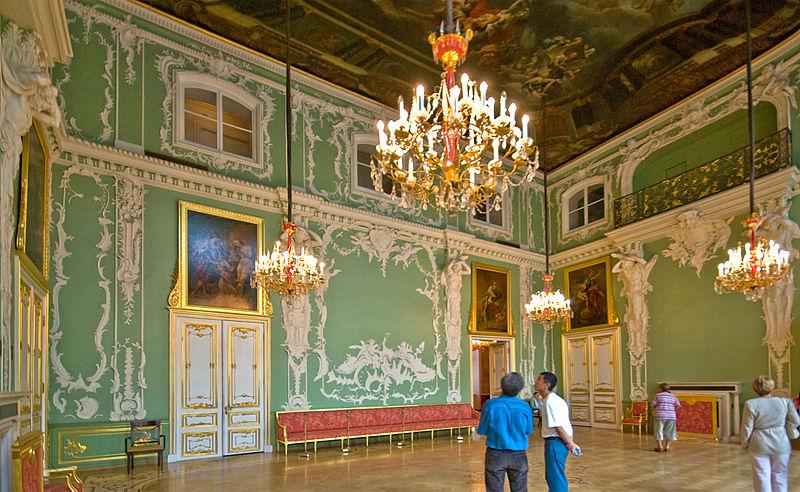 Строгановский дворец, источник фото: Wikimedia Commons, Автор: George Shuklin (talk)
