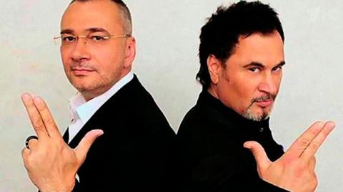 Валерий и Константин Меладзе, источник фото: namtv.ru