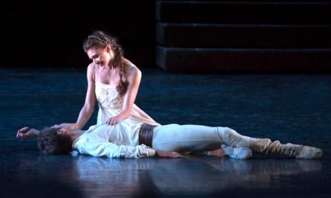 """балет """"Ромео и Джульетта"""", источник фото: mikhailovsky.ru"""