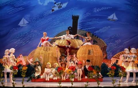 балет «Чиполлино», источник фото: spb.kassir.ru