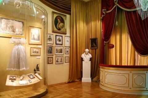 Санкт-Петербургский музей театрального и музыкального искусства, источник фото: spbhi.ru