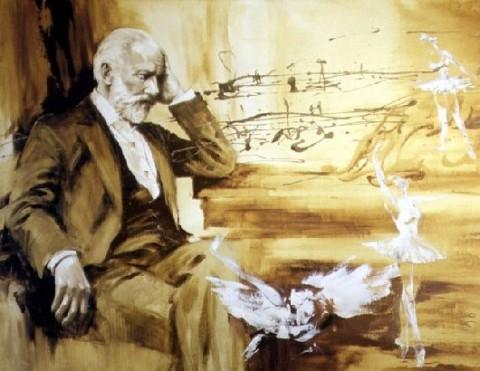 П.И. Чайковский, источник фото: vk.comkorolevnews.ru
