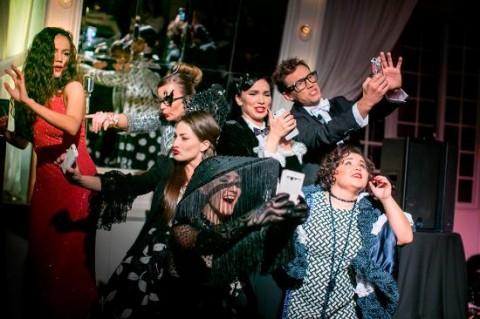 фэшн-бэнд «Шанель гангстерз», источник фото: tripadvisor.ru