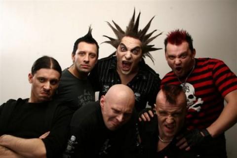 Группа «Король и Шут», источник фото: dnevnik.bigmir.net