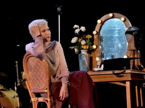 Лика Рулла. «Монологи о любви», источник фото: muzcomedy.ru