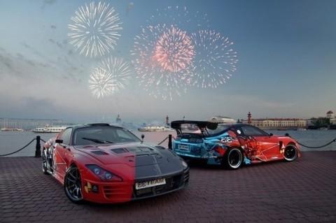Royal Auto Show, источник фото: fiesta.city