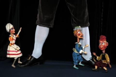 спектакль «Гулливер в стране лилипутов», источник фото: kudago.com