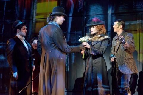 Мюзикл «Джекилл и Хайд», источник фото: kickymag.ru