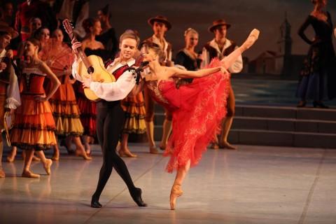 балет «Дон Кихот», источник фото: probalet.info