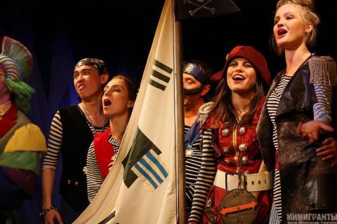 спектакль «Тайна сокровищь», источник фото: newsdale.ru