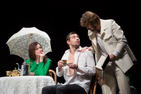 Спектакль «Все мы прекрасные люди», источник фото: lensov-theatre.spb.ru