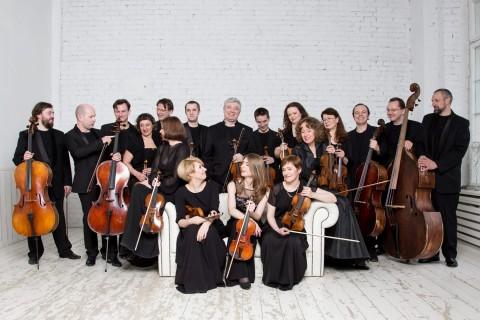 """Камерный оркестр """"Дивертисмент"""", источник фото:  https://www.facebook.com/divertimentorchestra/"""