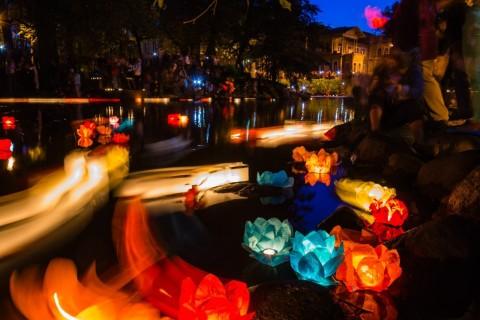 Фестиваль Водных фонариков, источник фото: vk.com/water_fest Автор: Артём Сергеев