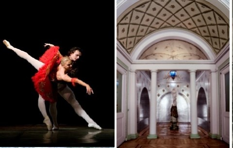 Экскурсия по Юсуповскому дворцу с балетным дивертисментом, источник фото:  https://yusupov-palace.ru/