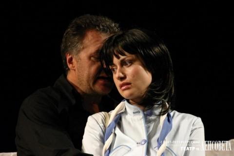 """Спектакль """"Заповедник"""" в Театре им. Ленсовета, источник фото: http://lensov-theatre.spb.ru"""