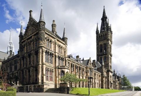 University of Glasgow, источник фото: https://vk.com/educationukfairspb