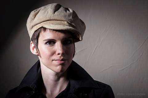 Жюли Жарр Julie Jarre, источник фото: http://juliejarre.wixsite.com/juliejarre Автор: Сергей Смирнов