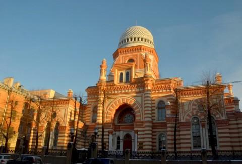 День открытых дверей в петербургской Синагоге, источник фото: https://vk.com/event31557071