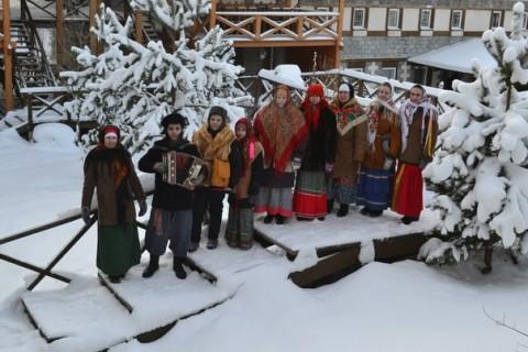Большие Святочные Гулянья, источник фото: https://vk.com/russian_holiday