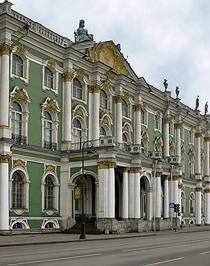 Государственный Эрмитаж, источник фото: https://vk.com/hermitage_museum