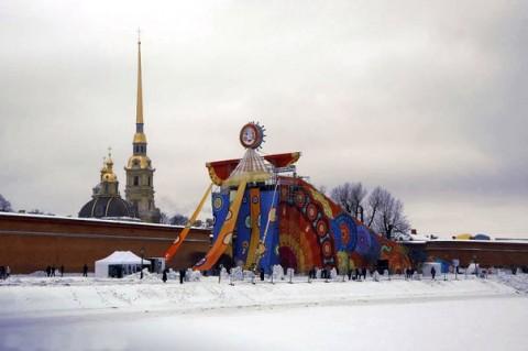 Масленица в Петропавловской крепости, источник фото: http://ekskursovodoff.ru/bolshoy-pr/p1416490