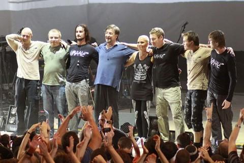 DDT, Concert in Caesarea, Israel, 2012-10-18, источник фото: Wikimedia Commons, Автор: Levg