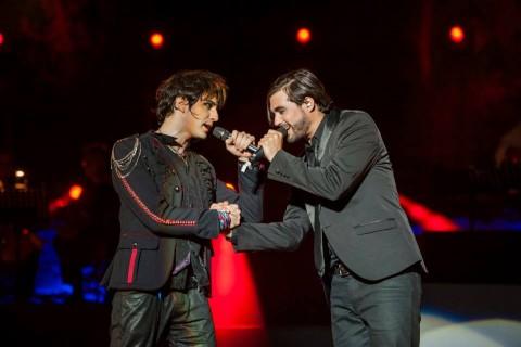 Mozart. L'opera Rock. Le Concert Сибур Арена, источник фото: https://vk.com/event139907517