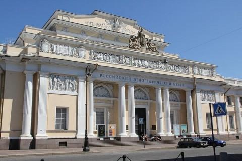 Российский Этнографический музей, источник фото: Wikimedia Commons, Автор: Mikhail Bakunin