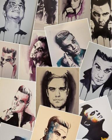 Robbie Williams в Петербурге, источник фото: https://vk.com/rw2017