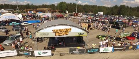 Tsunami PICNIC, фото из ВК