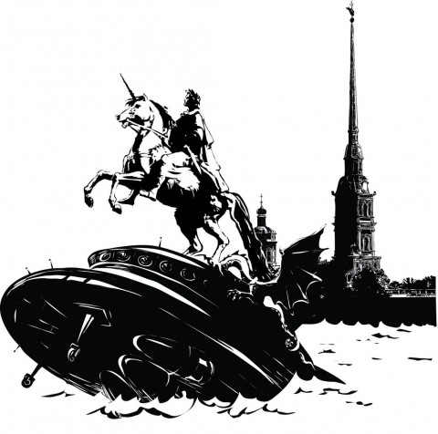 Петербургская фантастическая ассамблея, источник фото: https://vk.com/fantassemblee