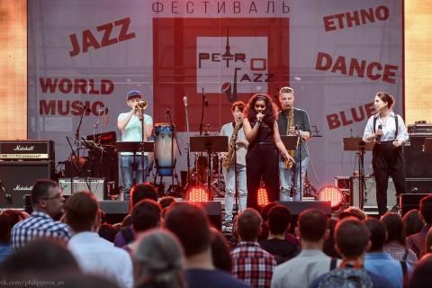 """Фестиваль """"Петроджаз"""", источник фото: https://vk.com/festival_petrojazz"""
