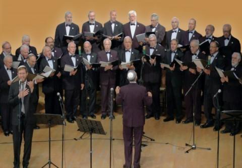 Ramatayim Mens' Choir of Jerusalem (Израиль)